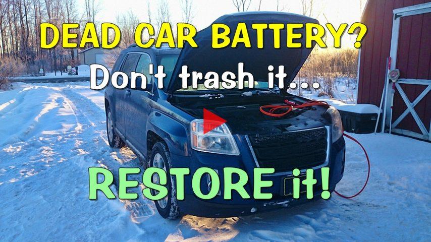 SUV Dead Battery